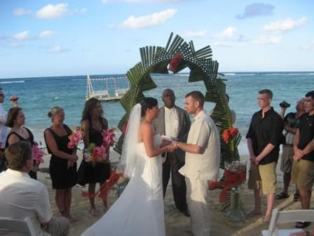 Jamaica Destination Weddings - Jason and Julianne