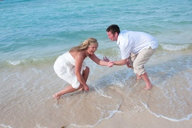 Jamaica Destination Weddings - Bob and Holly