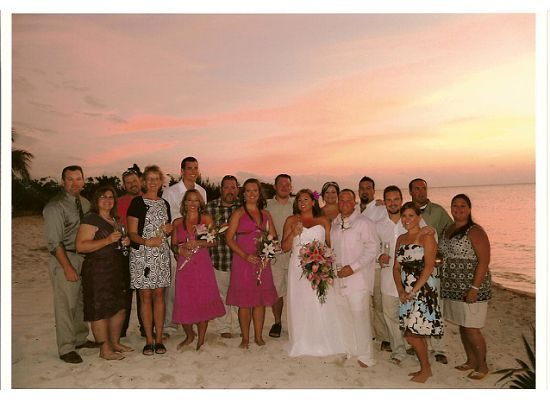 Mexico Destination Weddings - Ron and Barb